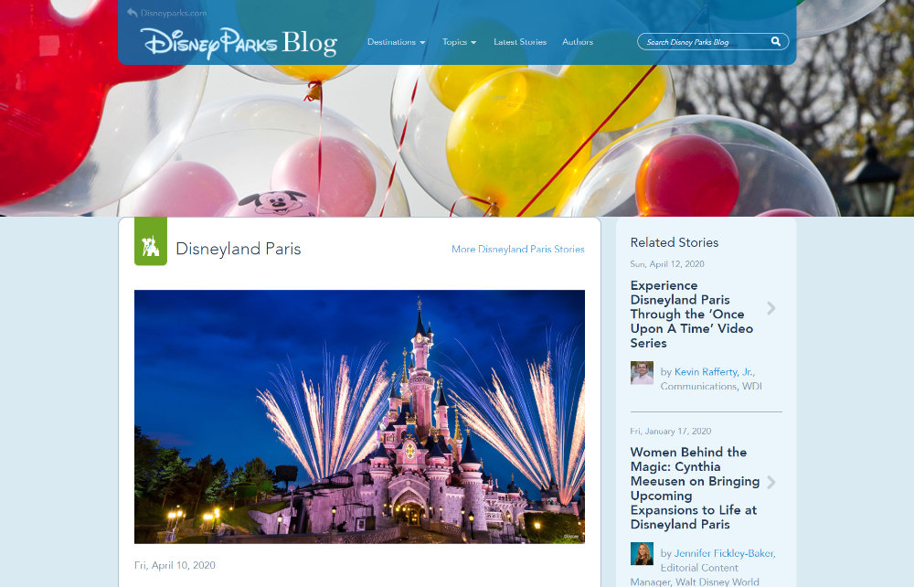 #DisneyMagicMoments: Add Disney Magic to Online Video Chats with Virtual Backgrounds