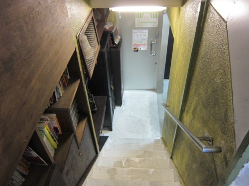 BASE POINT(ベースポイント) 階段