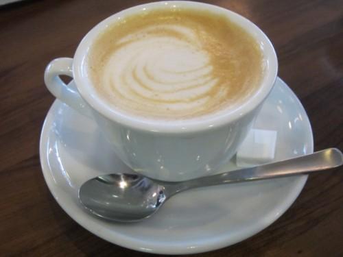 FREEMAN CAFE カフェラテ