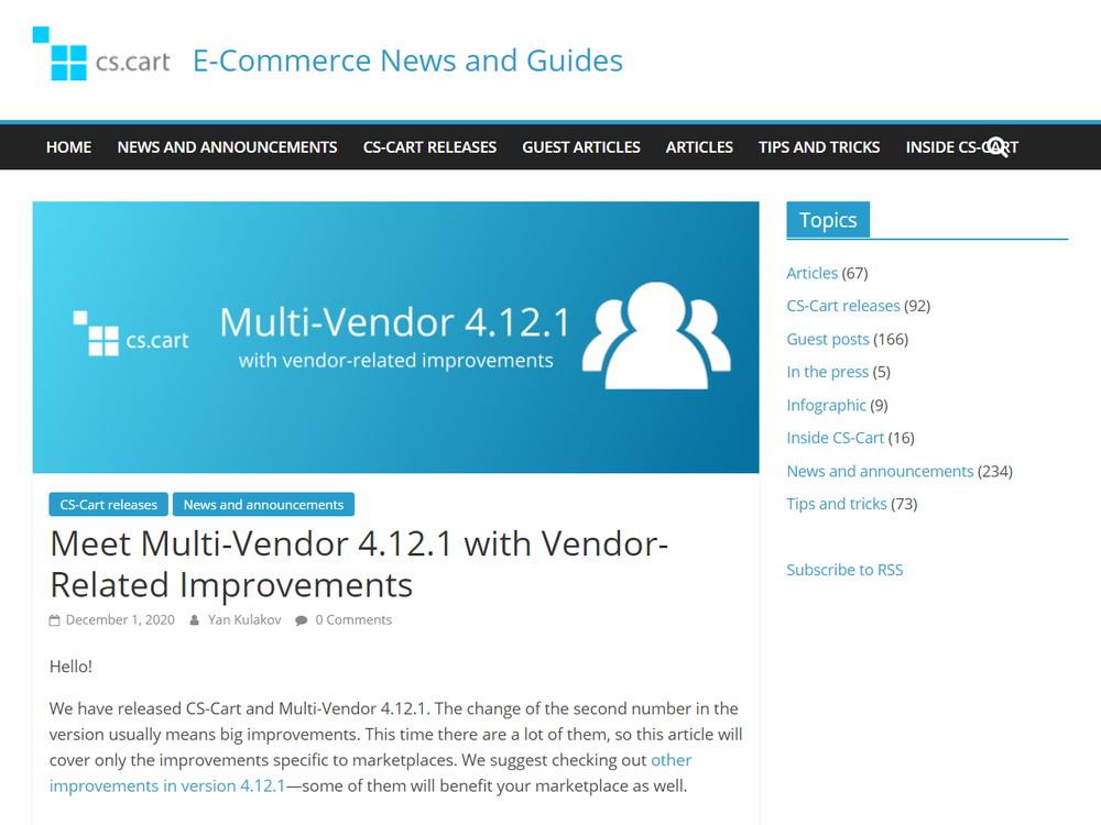 Multi-Vendor 4.12.1