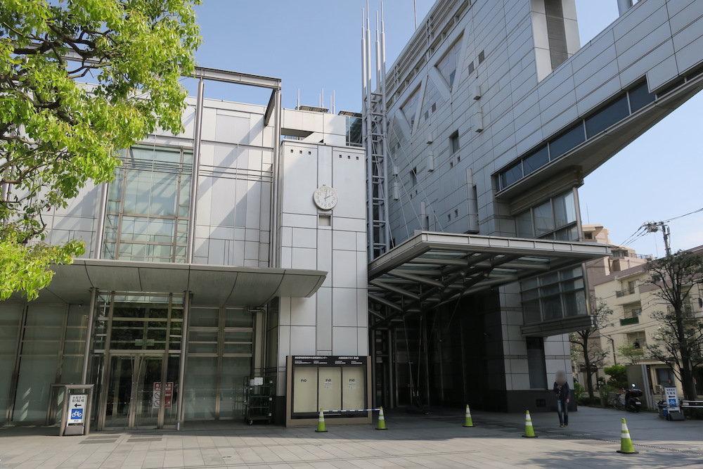 大田区産業プラザ PiO 入口