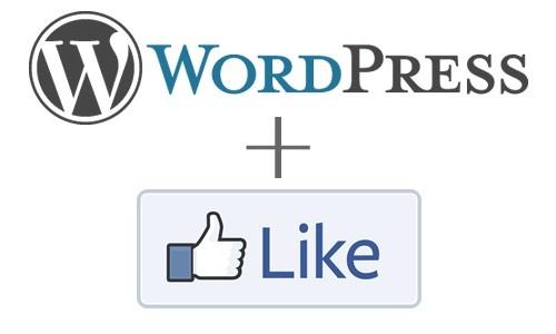 wordpress-fblike